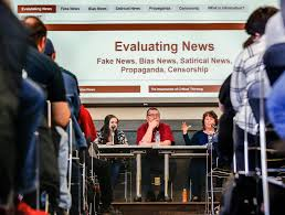 Evcc Campus Map Evcc Panel Discussions Get Real Over Fake News Heraldnet Com