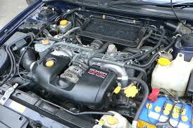 subaru boxer engine subaru legacy gt engine bay photo page everystockphoto
