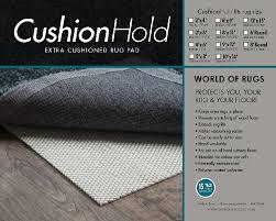 Cushion Rugs World Of Rugs Pads