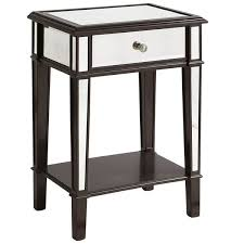 picturesque black espresso night stand home inspired 2018