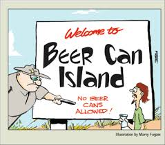 beer can cartoon beer can island longboat key history com is not part of the