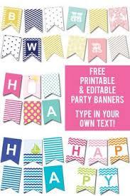 printable birthday decorations free 50 gorgeous free wall art printables free printable party
