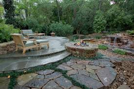 Craftsman Style Patio Houston Landscaping Landscape Craftsman With Craftsman Style Door