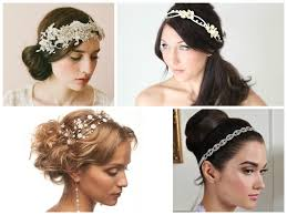 the most popular hair accessories for your wedding hairstyle