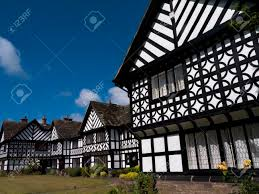 tudor style houses tudor style homes at port sunlight village on the wirral in