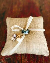wedding ring pillow 16 stylish wedding ring pillows martha stewart weddings