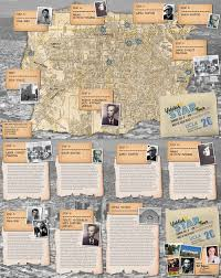 Star Maps Los Angeles by Yiddish Studies Ucla Alan D Leve Center For Jewish Studies
