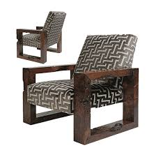Funky Accent Chairs Madison Walnut Lounge Chair Jpg