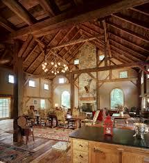 modern barn house interior dream houses inside out pinterest
