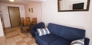 comfort one bedroom apartment with balcony and sea view 3 adults