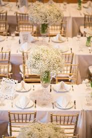 baby breath centerpieces baby s breath wedding decor ideas