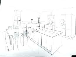 comment dessiner une chambre comment dessiner une cuisine logiciel dessin chambre 3d plan pour
