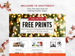 shutterfly photo gifts u0026 more on the app store