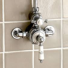 imperial victorian exposed shower valve with 5 inch flowmaster