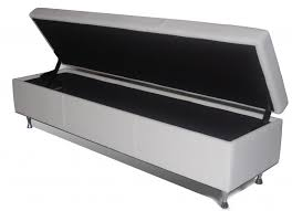 19 end of bed storage bench white auto auctions info
