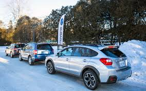 subaru winter winter playtime with three all purpose subarus 10 22
