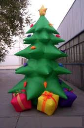inflatable christmas tree decorations online inflatable