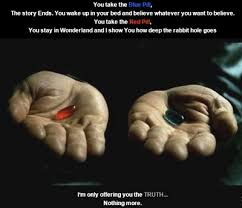Blue Pill Red Pill Meme - red pill pushers libertarian party of el paso county