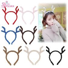 deer ears headband xima new festival hiarband party deer ears headband animal ear