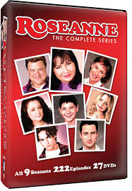 thanksgiving tv shows amazon com roseanne the complete series roseanne barr john