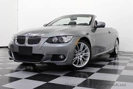 bmw 335i convertible 2010 2010 used bmw 3 series 335i convertible m sport 6 speed at