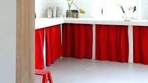 cuisine cacher rideau placard cuisine rideau pour placard rideaux pour placard de