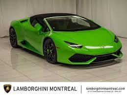 Lamborghini Aventador Huracan - 2017 lamborghini huracán for sale in montréal lamborghini montréal
