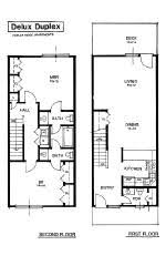 two story apartment floor plans apartment rental layout spacious living oversized closets patio