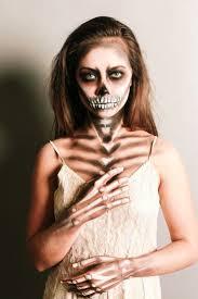 best 25 pretty skeleton makeup ideas only on pinterest half