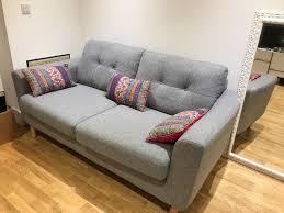 design by conran sofa marks and spencer s conran needham grey medium sofa in ladbroke