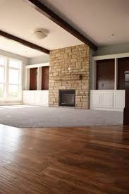 all wood floors or part carpet decor woods