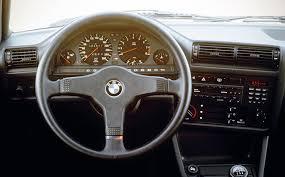 Bmw E30 Interior Restoration Buying Guide Choosing A Bmw 3 Series Saloon