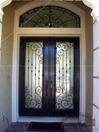 Door Grill Design Custom Door Design Fine Art Double Doors Custom Solid Wood Glass