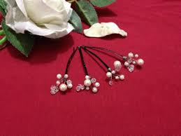 how to make hair pins bridal hair accessories diy