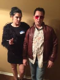 Halloween Costumes Singers Fight Club Couples Costume Marla Helena Bonham Carter Tyler