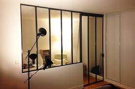 verriere chambre nos réalisations verrière atelier verrière intérieure