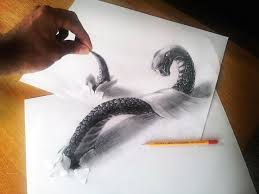 how to do pencil sketch 19 best 3d drawings images on 3d drawings pencil