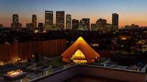 beverly wilshire launches glamping experience pret a reporter