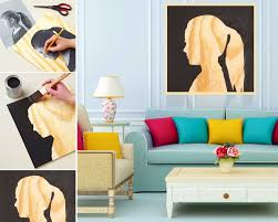 Cool Diy Wall Art by 15 Creative Diy Wall Art Ideas That Anyone Can Do U2013 Homebliss