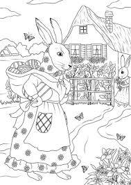 rabbit mother rabbit daughter ready journey