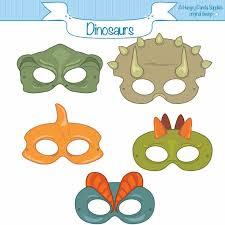 halloween craft masks the dust of everyday life dinosaurs love halloween the dinosaur