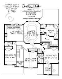 augusta house plan house plans by garrell associates inc