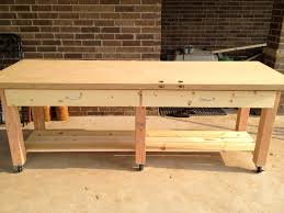 rolling work bench treenovation