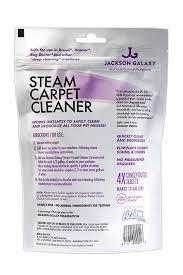 amazon com jackson galaxy steam cleaner 20 tablets carpet