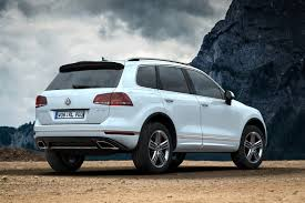 volkswagen touareg 2016 price vw prices facelifted touareg from u20ac52 125 in germany reveals r