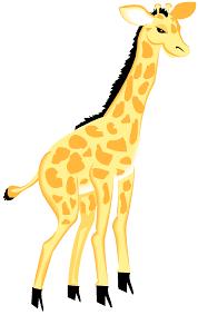 free giraffe clipart clipartxtras