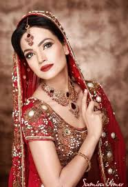 Bridal Makeup New York Latest Bridal Makeup Fashions By Amina Sheikh L Amina Sheikh