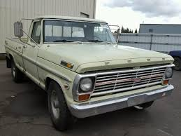 1969 ford ranger for sale auto auction ended on vin f25hrf12270 1969 ford ranger in or