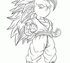 dragon ball printable pictures dragon ball coloring pages