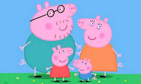 peppa pig george turning children vegetarians